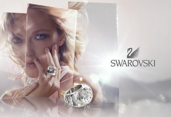 Бижутерия Swarovski в Минске