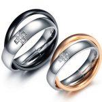 Парные кольца для влюблённых: все, что вы хотели об этом знать