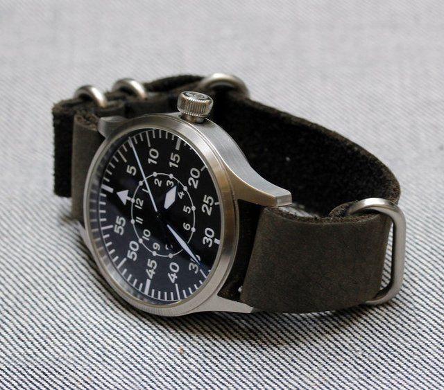 Часовые ремешки Nato и Zulu