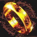 «Кольцо Всевластия»  из саги «Властелин Колец»