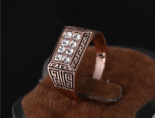 Мужское кольцо АРГО