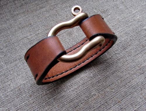 Купить мужской браслет Difues Leather в Минске