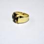 Перстень с чёрным крестом