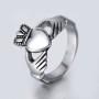 Кладдахское кольцо из стали