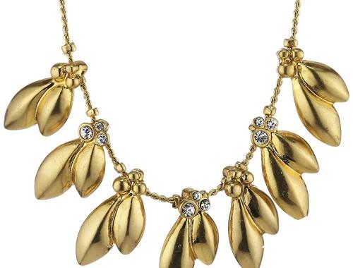 Ожерелье со Сваровски