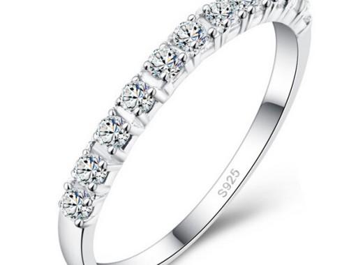 посеребренное женское кольцо в Минске