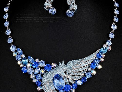 Ожерелье сваровски