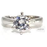 женское кольцо с белой позолотой