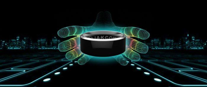 Умное смарт кольцо Jakcom R3 R3F
