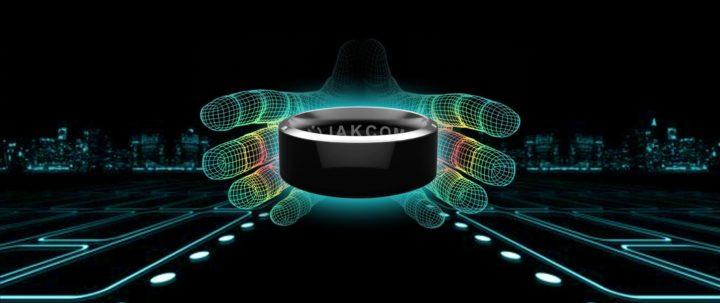 Умное смарт кольцо Jakcom R3 и R3F