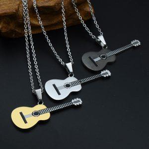 Кулон гитара