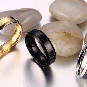 Кольца из стали