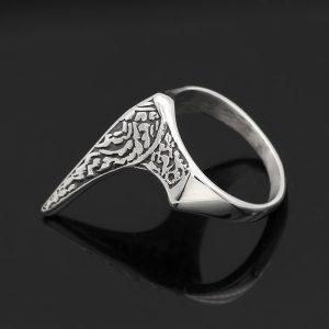 кольцо с когтем